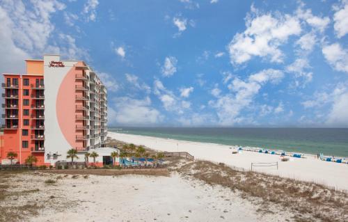 hampton inn suites orange beach gulf front hotel in al rh priceline com hampton inn orange beach al iata hampton inn orange beach al usa