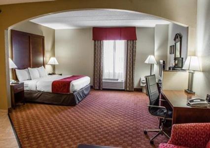 Comfort Suites Hagerstown Photo