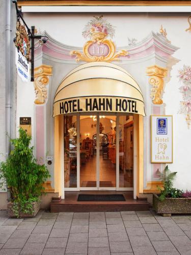 Hotel Hahn photo 2