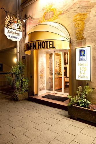 Hotel Hahn impression