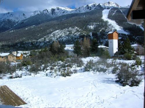 Cabaña del Cerro Catedral 1D Photo