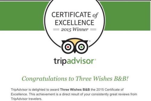 Three Wishes B&B Photo