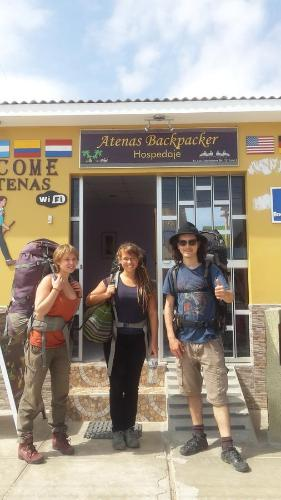 Atenas Backpacker Hospedaje Photo
