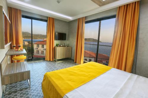 Kas Erdem City Hotel tatil