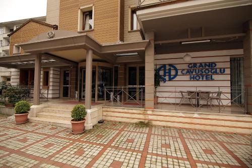 Cayeli Grand Cavusoglu Hotel odalar