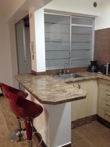 Enjoy Quito Apartments Photo