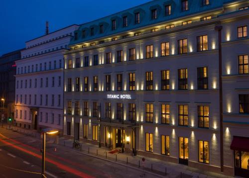 Französische Straße 30, Mitte, 10117 Berlin, Germany.