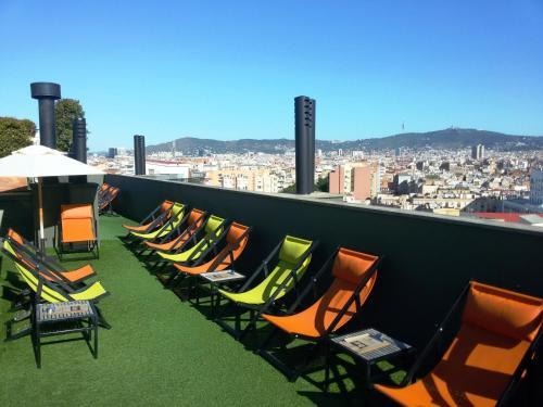 Hotel Barcelona Universal photo 22