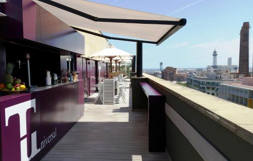 Hotel Barcelona Universal photo 32