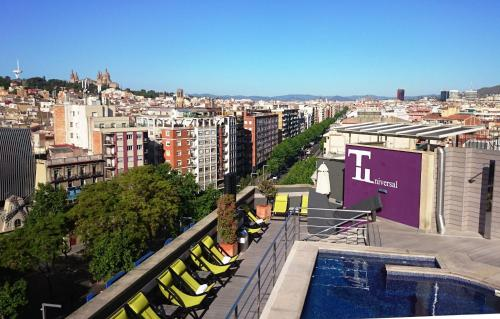 Hotel Barcelona Universal photo 44