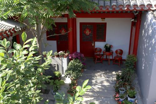 Yue Xuan Courtyard Garden International Youth Hostel impression