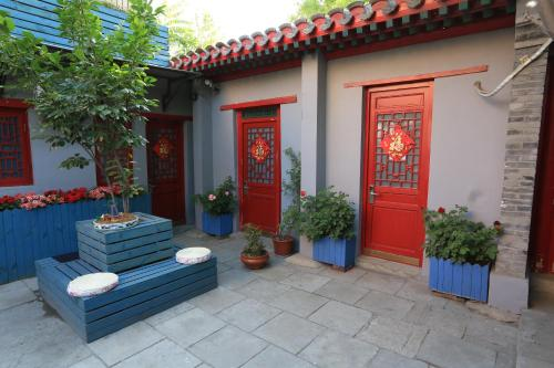 Yue Xuan Courtyard Garden International Youth Hostel photo 49