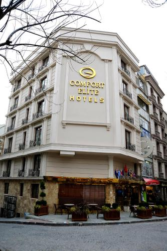 Istanbul Comfort Elite Hotels Old City fiyat