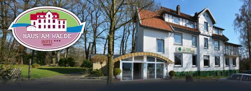 Hotel Haus Am Walde Bad Fallingbostel