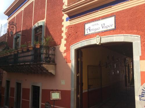 Hotel Antiguo Vapor Categoría Especial Guanajuato