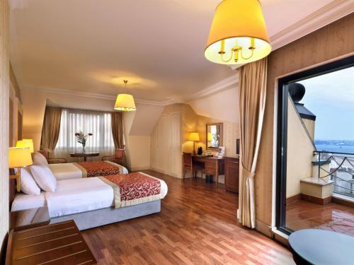 Istanbul Taksim Metropark Hotel rezervasyon