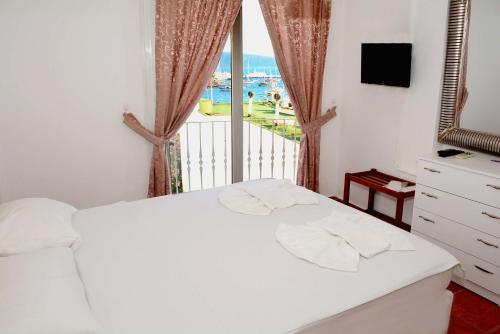 Bodrum City Angora Hotel odalar