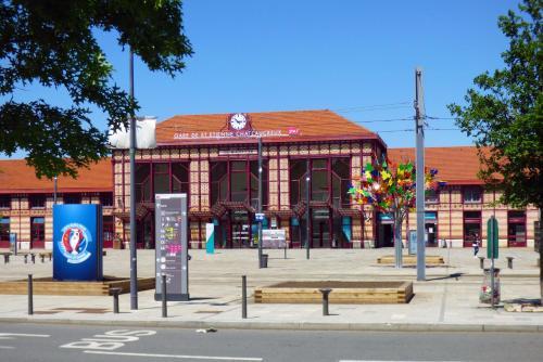 Terminus du Forez Saint-Etienne Centre