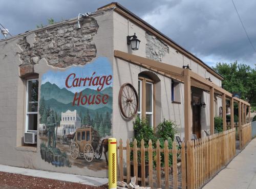 Grand Canyon Hotel - Williams, AZ 86046
