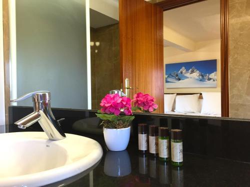 Habitación Doble con acceso al spa - 1 o 2 camas Hotel Del Lago 18