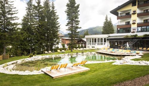 Hotel Seefeld Avec Piscine