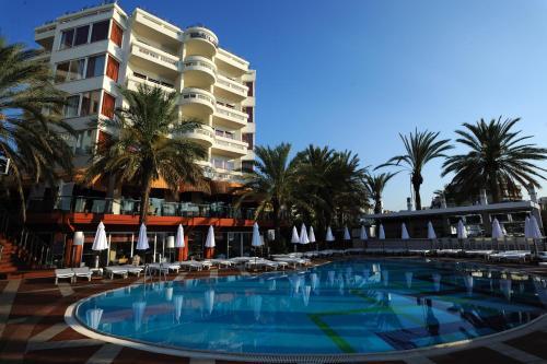 Marmaris Elegance Hotels International Marmaris tatil