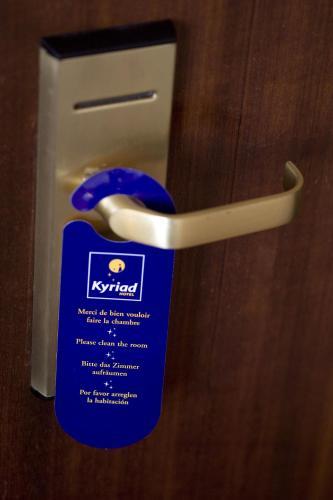 Kyriad Hotel XIII Italie Gobelins photo 10