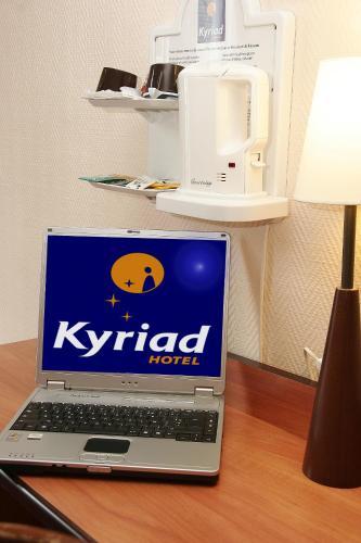 Kyriad Hotel XIII Italie Gobelins photo 19