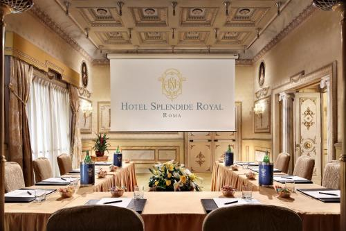 Hotel Splendide Royal - Small Luxury Hotels of the World photo 36