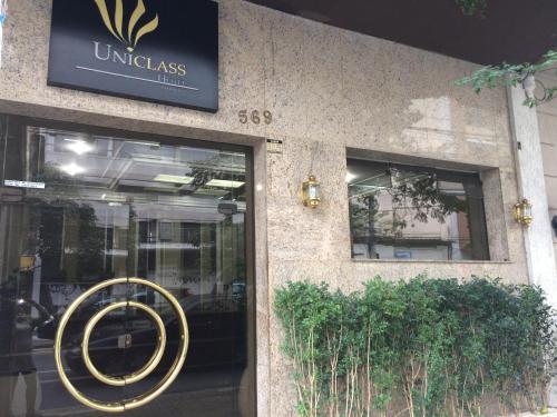 Uniclass Hotel Pinheiros Photo
