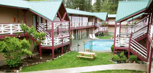 Abbycreek Inn - Winthrop, WA 98862
