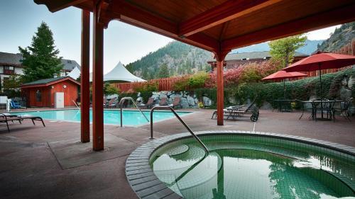 Icicle Village Resort - Leavenworth, WA 98826