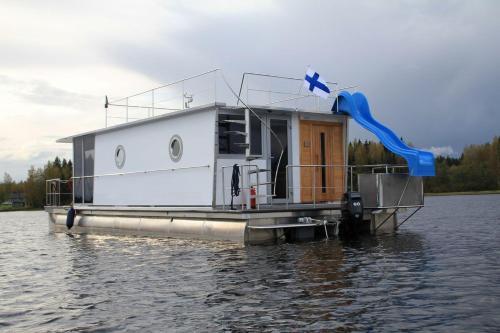 Houseboat Jyväskylä