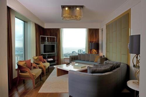Renaissance Istanbul Polat Bosphorus Hotel photo 82