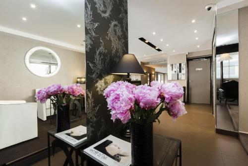 Hotel Elysées Bassano photo 9