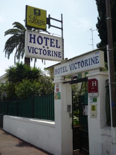 Logis Hôtel Villa Victorine photo 42