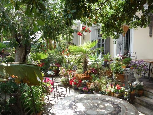Logis Hôtel Villa Victorine photo 43