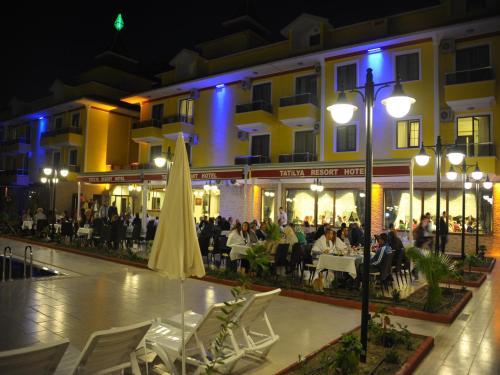 Abana Tatilya Resort Hotel fiyat