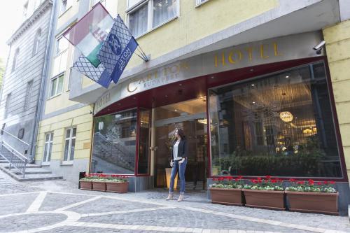 Carlton Hotel Budapest photo 41