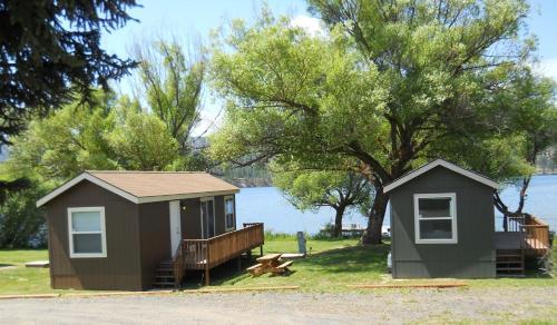 Willow Bay Rv Resort & Marina - Nine Mile Falls, WA 99026