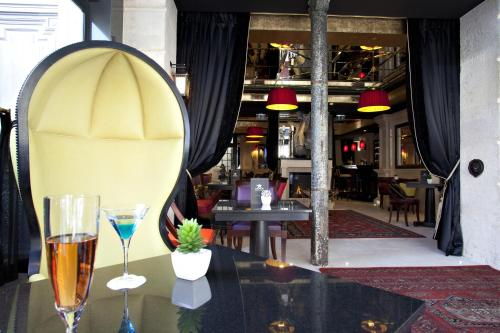 Maison Albar Hôtel Paris Champs Elysées photo 46
