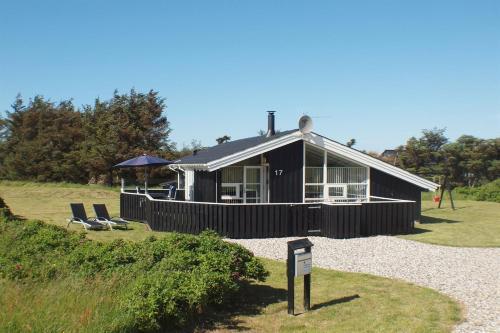 Three-Bedroom Holiday Home Efterårsvej with a Sauna 08