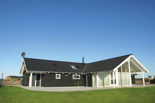 Four-Bedroom Holiday Home Helledievej with a Sauna 07