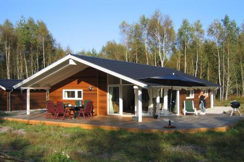 Three-Bedroom Holiday Home Grønningen with a Sauna 06