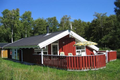 Two-Bedroom Holiday Home Blåmunkevej with a Sauna 09