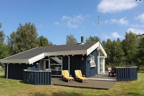 Three-Bedroom Holiday Home Kløvermarken 09