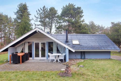 Three-Bedroom Holiday Home Fasanlunden 05