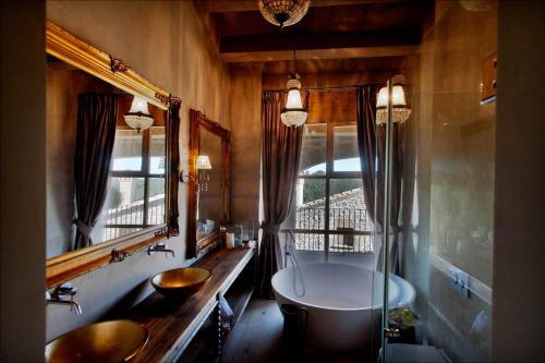 Suite mit Bergblick La Vella Farga Hotel 13