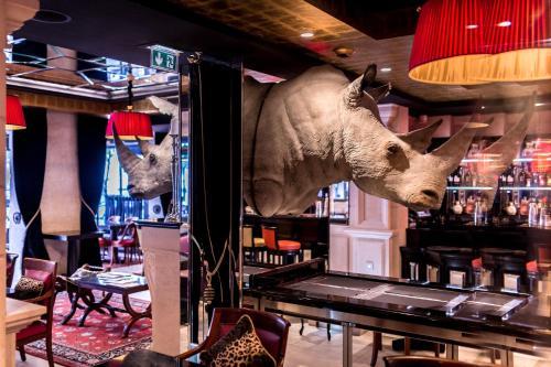 Maison Albar Hôtel Paris Champs Elysées photo 76