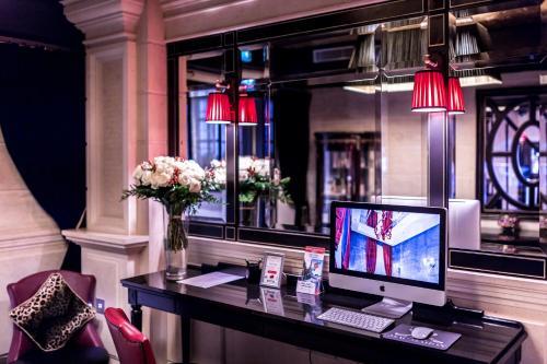 Maison Albar Hôtel Paris Champs Elysées photo 80